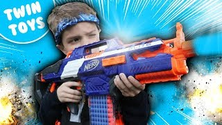 (Nerf Battle) Payback Time 13
