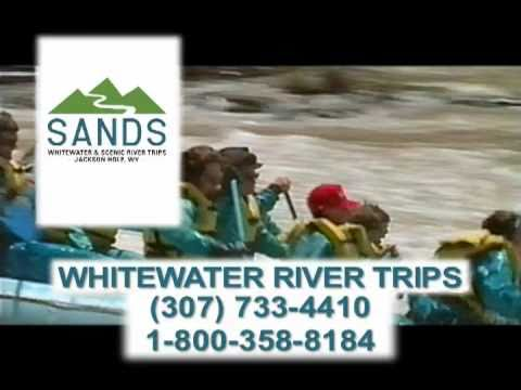Sands Whitewater in Jackson Hole