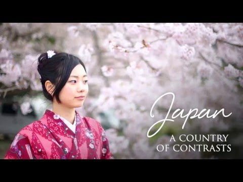 Japan: A Country of contrasts