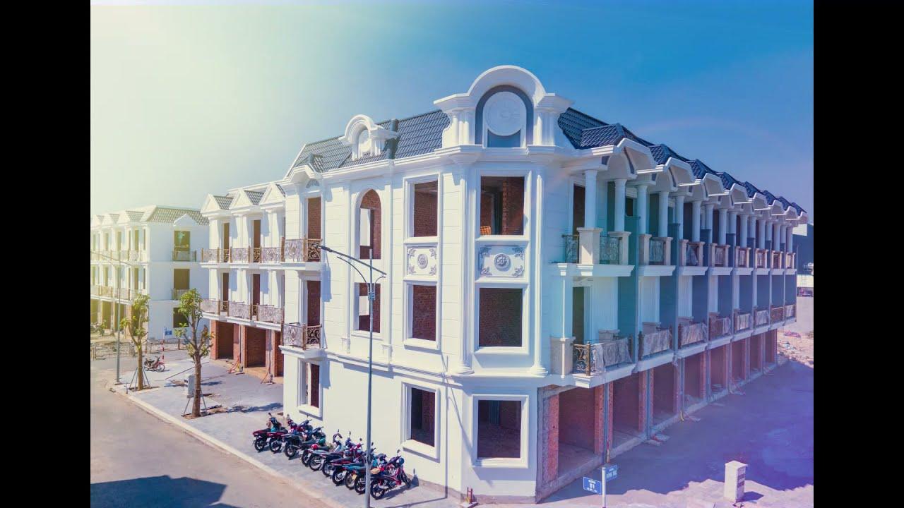 Nhà phố Dĩ An Khu biệt lập xây sẵn giá F0 CĐT, đã hoàn thiện, SHR, TT 30% nhận nhà. LH 0939196943 video