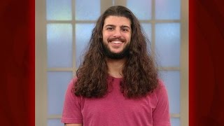 A Long-Haired NYC Waiter Gets One of Our Sexiest Man Makeovers Ever
