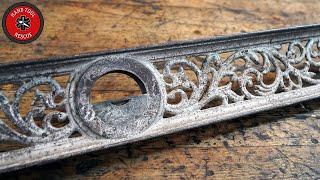 1870s Ornate Inclinometer [Restoration]