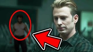 Superbowl Avengers: Endgame Trailer You MISSED This INTENSE Part
