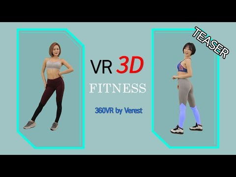 [3d 360 vr] new contents! Sample video! (8K 60fps) by (Verest) 360 VR