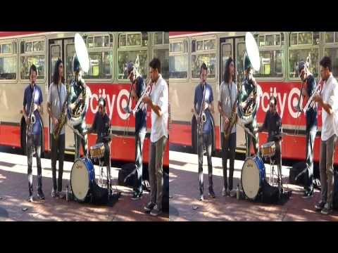 Brass Magic Band on Market Street (YT3D:Enable=True)