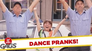 Best Dance Pranks - Best of Just for Laughs Gags