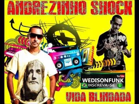 Baixar MC ANDREZINHO SHOCK - VIDA BLINDADA - COMPLETA [ LANÇAMENTO 2013 ] DJ NA DESCRIÇÃO