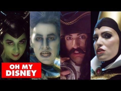 Baixar OneRepublic - Counting Stars feat. Disney Villains
