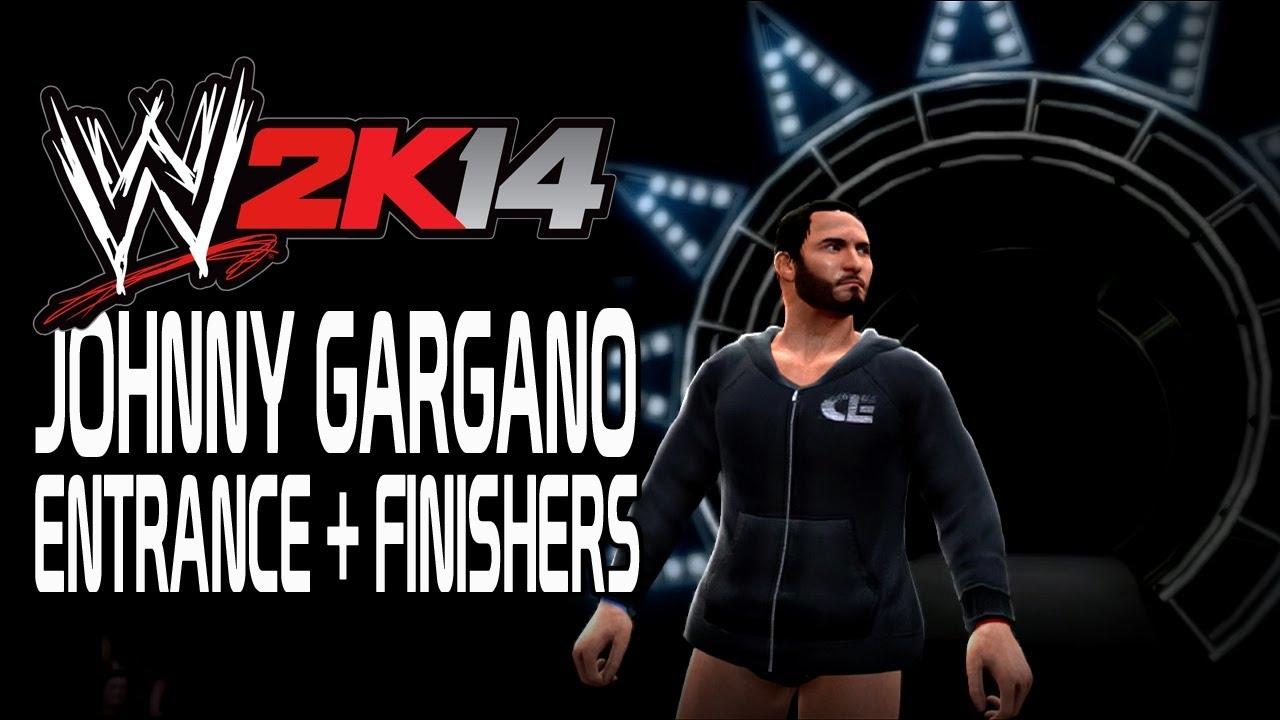 Johnny Gargano Entrance + Finishers