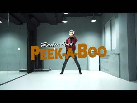 REDVELVET(레드벨벳) - PEEK-A-BOO(피카부) DANCE MIRRORED 안무 거울모드 COVER [WAWA DANCE ACADEMY 와와댄스 마포본점]