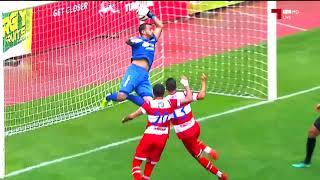 أهداف / الأفريقي 2-1 الترجي الرياضي / الدوري التونسي     -