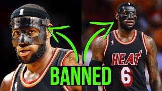 9 CRAZIEST BANNED NBA ACCESSORIES