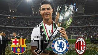 Cristiano Ronaldo Top 5 Outstanding Final Performances