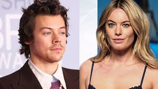 Harry Styles Reveals Who 'Fine Line' Album Is About | Hollywire