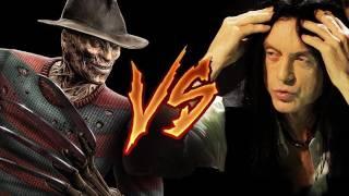 Tommy Wiseau vs. Freddy Krueger (The Tommy Wi-Show)