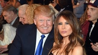 Meet the potential first lady: Melania Trump