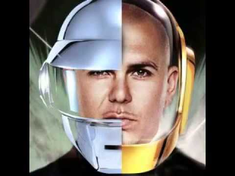 Baixar Daft Punk Feat. Pharrell Williams & Pitbull - Get Lucky (Remix)