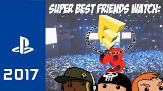 Super Best Friends Stream Sony e3 2017