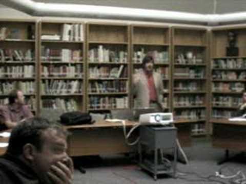 Trent Speaking