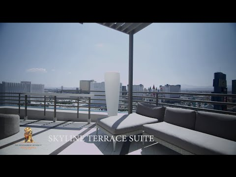 A Virtual Tour of a Skyline Terrace Suite at MGM Grand Las Vegas