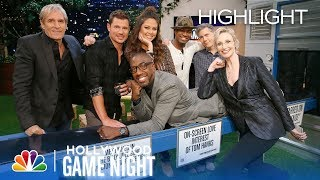 The Stars Sort Jane Lynch's Mail - Hollywood Game Night (Episode Highlight)