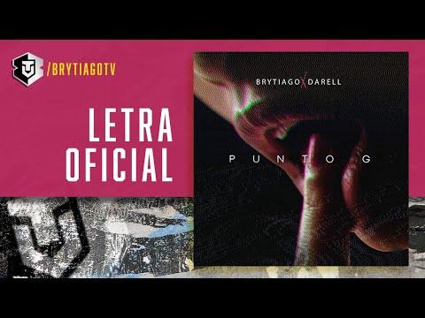 Brytiago X Darell - Punto G | Lyric Cover