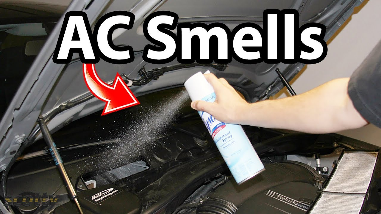 Getting Rid Of Odors In A Car