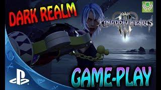Kingdom Hearts 3: (Leak) SORA VS AQUA | COMPLETE FULL FIGHT | HD 1080P
