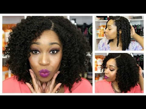 Human hair extensions for Black Women