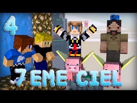 minecraft : 7ème ciel | episode 4