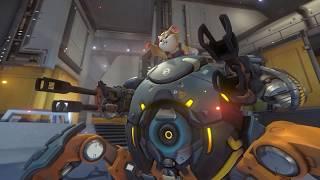 Overwatch - All Hammond / Wrecking Ball Skins, Emotes, Sprays, Highlight Intros & more!
