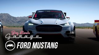 1400 HP Ford Mustang Mach-E + 2021 Ford Mustang Mach-E - Jay Leno's Garage