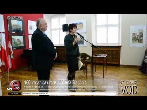 100. rocznica urodzin Józefa Błachnio