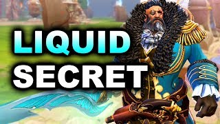LIQUID vs SECRET - FINAL EPIC GAME 1 - MAJOR DREAMLEAGUE 8 DOTA 2