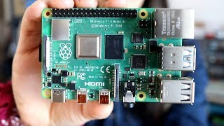 New Raspberry Pi 4 (2019) Review and Speed Test