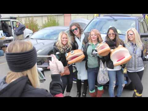 The Tailgate Invasion Catches Up With Ann Arbor