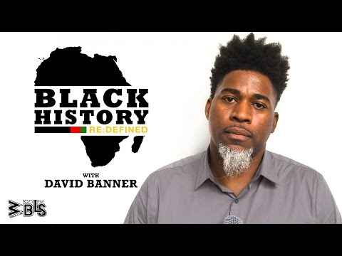 "David Banner Says ""Black History Month Means Nothing To Me"""
