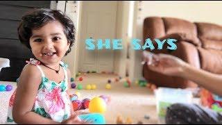 VLOG - See how she speaks || Imitating animal sounds || PrettygirlSupriya || ItsSupriyasLife