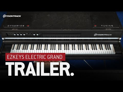 EZkeys Electric Grand - Walkthrough
