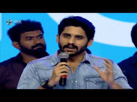 Naga-Chaitanya-Awesome-Speech--Shailaja-Reddy-Alludu-Pre-Release