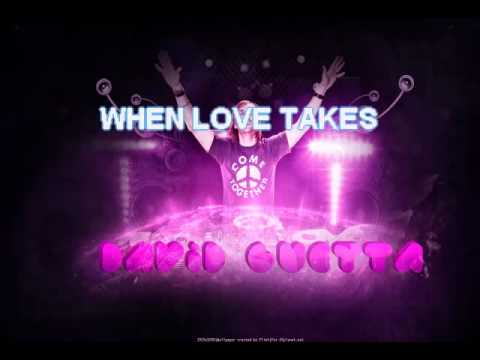 Baixar David Guetta - When Love Takes Over - Karaoke