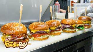 매일 완판! 미국 베스트버거 어워드에서 1위를 3번이나 수상한 햄버거 끝판왕! 빵부터 베이컨, 소스까지 모두 직접 만드는 수제버거 / Handmade Burger