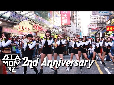 [Diamondzhk Showcase 2016] TWICE(트와이스)- Like OOH-AHH + CHEER UP Dance Cover