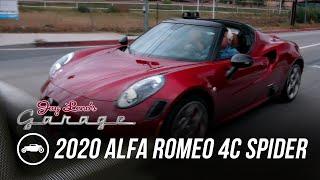 2020 Alfa Romeo 4C Spider 33 Tributo - Jay Leno's Garage
