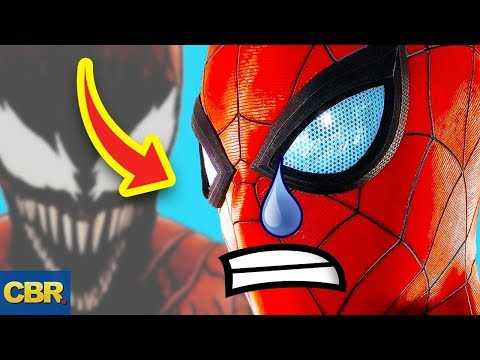 10 Things Carnage CAN Do That Spider-Man CAN'T