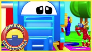 🐸🤖 Animal Mechanicals 🐸🤖 1 HOUR COMPILATION 🐸🤖 Full Episodes HD 🐸🤖 CARTOONS FOR KIDS 🐸🤖