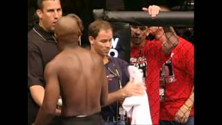Incredible knockout of Yves Edwards