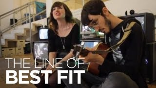 """Summer Camp perform """"Better Off Without You"""" for The Line of Best Fit"""