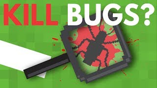 What Would Happen If All The Bugs Died?