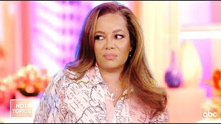 sunny hostin being a savage for 9 minutes